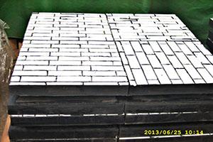 耐磨陶瓷橡胶衬板